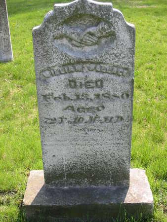 WALLACE, WILLIAM HARRISON 1807-1880 - Wapello County, Iowa | WILLIAM HARRISON 1807-1880 WALLACE