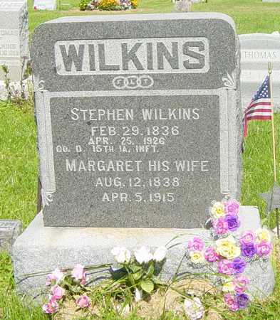 WILKINS, STEPHEN - Wapello County, Iowa | STEPHEN WILKINS