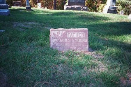 YOUNG, JAMES ANDERSON - Wapello County, Iowa | JAMES ANDERSON YOUNG