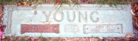 YOUNG, ROY - Wapello County, Iowa | ROY YOUNG