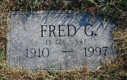 ALDEN, FRED G. - Warren County, Iowa | FRED G. ALDEN
