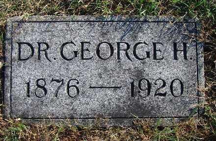 ALDEN, GEORGE H. - Warren County, Iowa | GEORGE H. ALDEN
