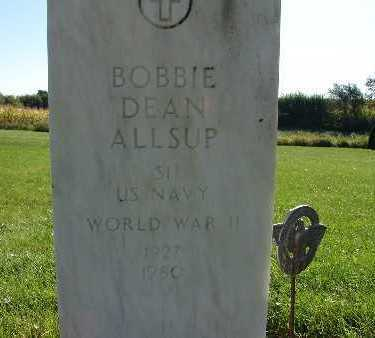ALLSUP, BOBBIE DEAN - Warren County, Iowa | BOBBIE DEAN ALLSUP