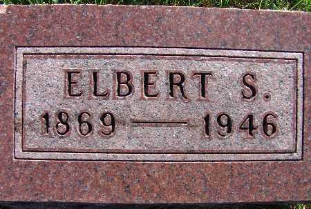 AMSBERRY, ELBERT S. - Warren County, Iowa | ELBERT S. AMSBERRY