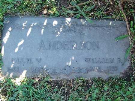 ANDERSON, OLLIE V - Warren County, Iowa | OLLIE V ANDERSON