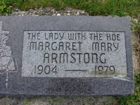 ARMSTRONG, MARGARET MARY - Warren County, Iowa | MARGARET MARY ARMSTRONG