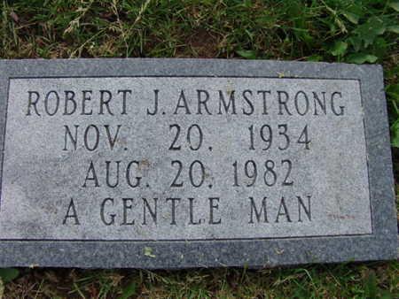 ARMSTRONG, ROBERT J. - Warren County, Iowa | ROBERT J. ARMSTRONG