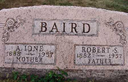 BAIRD, ROBERT S. - Warren County, Iowa | ROBERT S. BAIRD