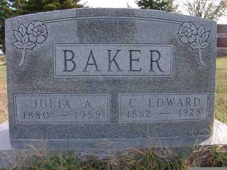 BAKER, JULIA A. - Warren County, Iowa | JULIA A. BAKER