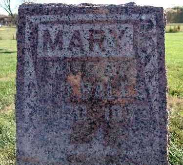 NEFF BALES, MARY - Warren County, Iowa | MARY NEFF BALES