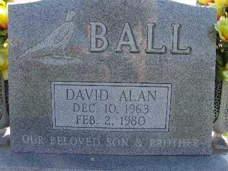 BALL, DAVID ALAN - Warren County, Iowa | DAVID ALAN BALL