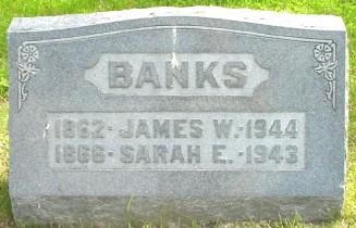 BANKS, SARAH - Warren County, Iowa | SARAH BANKS