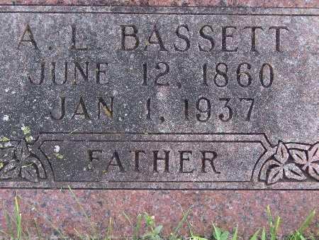 BASSETT, A. L. - Warren County, Iowa | A. L. BASSETT