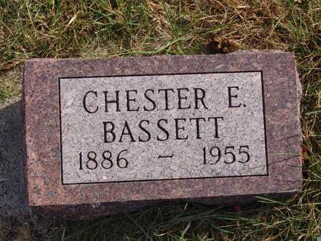 BASSETT, CHESTER E. - Warren County, Iowa | CHESTER E. BASSETT