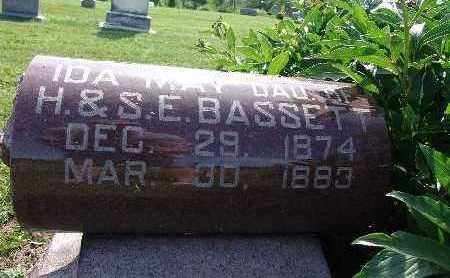 BASSETT, IDA MAY - Warren County, Iowa | IDA MAY BASSETT