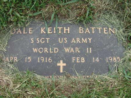 BATTEN, DALE KEITH - Warren County, Iowa | DALE KEITH BATTEN