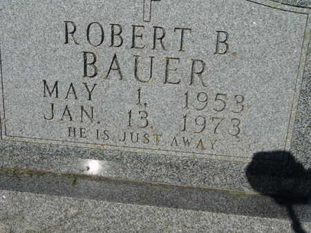 BAUER, ROBERT B. - Warren County, Iowa | ROBERT B. BAUER