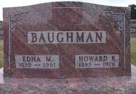 BAUGHMAN, HOWARD E. - Warren County, Iowa | HOWARD E. BAUGHMAN