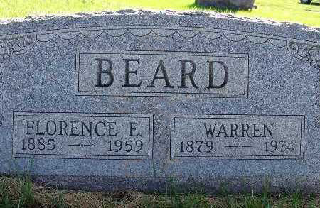 BEARD, FLORENCE E. - Warren County, Iowa | FLORENCE E. BEARD