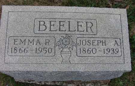 BEELER, JOSEPH A. - Warren County, Iowa | JOSEPH A. BEELER