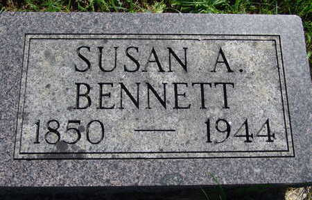 BENNETT, SUSAN A. - Warren County, Iowa | SUSAN A. BENNETT