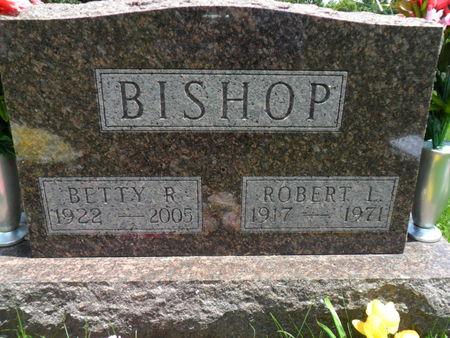 BISHOP, BETTY R. - Warren County, Iowa | BETTY R. BISHOP
