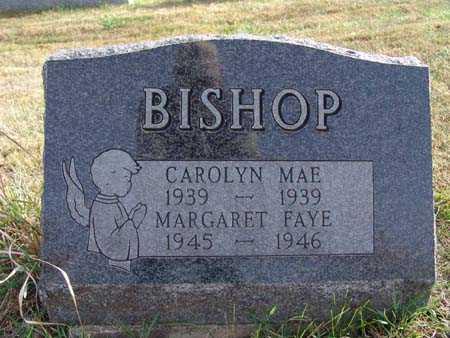 BISHOP, MARGARET FAYE - Warren County, Iowa | MARGARET FAYE BISHOP