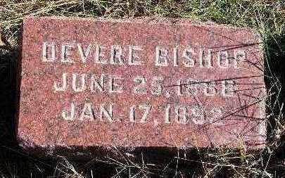 BISHOP, DEVERE - Warren County, Iowa | DEVERE BISHOP