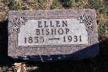 BISHOP, ELLEN - Warren County, Iowa   ELLEN BISHOP