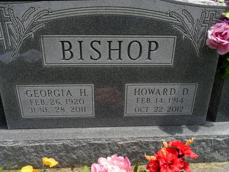 BISHOP, GEORGIA H. - Warren County, Iowa | GEORGIA H. BISHOP