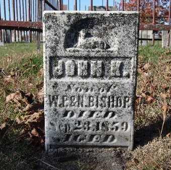 BISHOP, JOHN K. - Warren County, Iowa | JOHN K. BISHOP