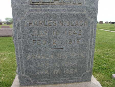 BLACK, CHARLES N. - Warren County, Iowa | CHARLES N. BLACK