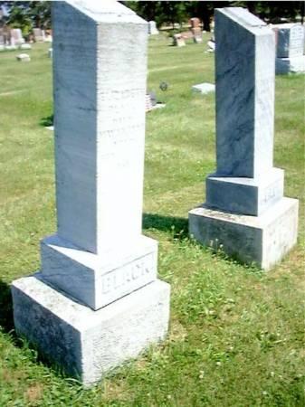 BLACK, PETER AND ELIZABETH - Warren County, Iowa | PETER AND ELIZABETH BLACK