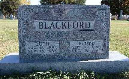 BLACKFORD, FLOYD - Warren County, Iowa | FLOYD BLACKFORD