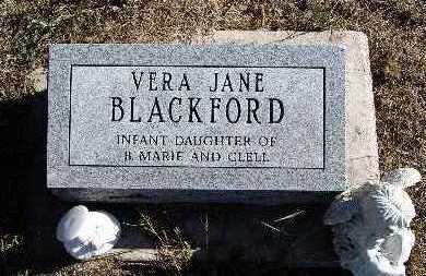 BLACKFORD, VERA JANE - Warren County, Iowa | VERA JANE BLACKFORD