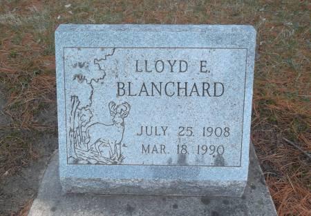 BLANCHARD, LLOYD E. - Warren County, Iowa | LLOYD E. BLANCHARD