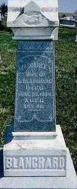 LEMON BLANCHARD, MARGARET - Warren County, Iowa | MARGARET LEMON BLANCHARD