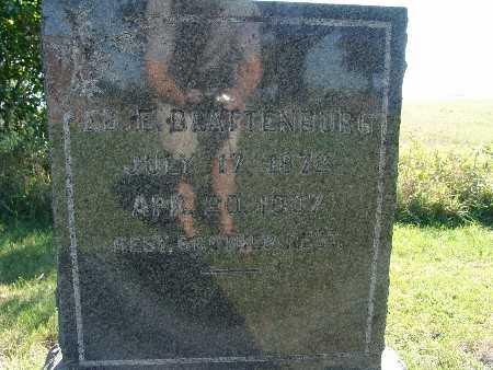 BLATTENBURG, ED E - Warren County, Iowa | ED E BLATTENBURG