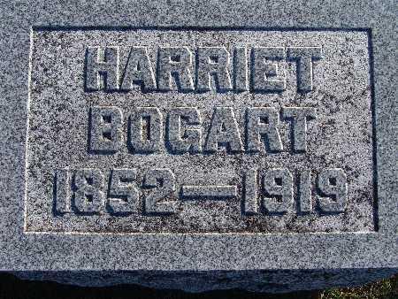 BOGART, HARRIET - Warren County, Iowa | HARRIET BOGART