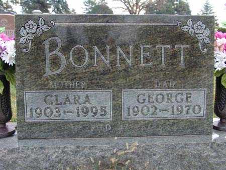 BONNETT, CLARA - Warren County, Iowa | CLARA BONNETT