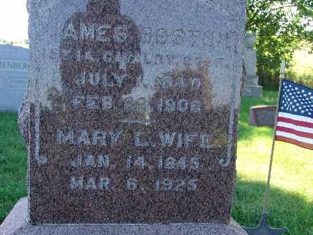 BOSTON, MARY L - Warren County, Iowa | MARY L BOSTON