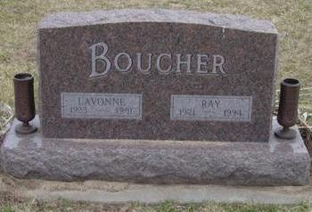 BOUCHER, RAY - Warren County, Iowa | RAY BOUCHER