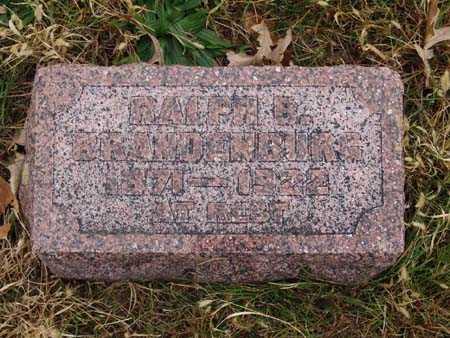 BRANDENBURG, RALPH B. - Warren County, Iowa | RALPH B. BRANDENBURG
