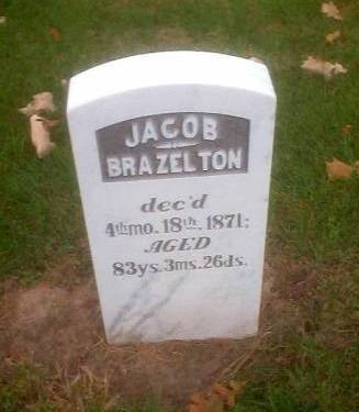 BRAZELTON, JACOB - Warren County, Iowa | JACOB BRAZELTON