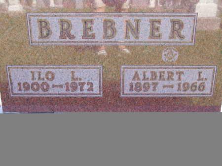 BREBNER, ILO L - Warren County, Iowa | ILO L BREBNER