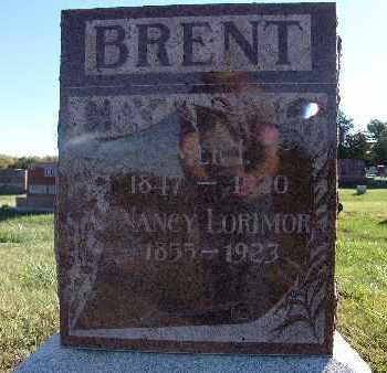BRENT, HOMER I. - Warren County, Iowa | HOMER I. BRENT