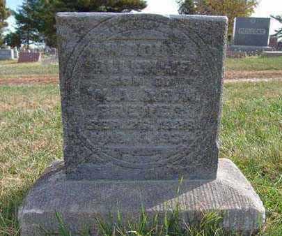 BREWER, WOODY ALLEN JR. - Warren County, Iowa | WOODY ALLEN JR. BREWER