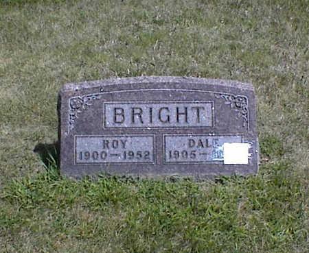 ALLEY BRIGHT, FLORENCE DALE - Warren County, Iowa | FLORENCE DALE ALLEY BRIGHT