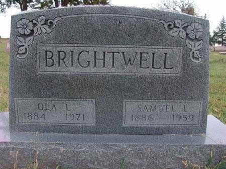 BRIGHTWELL, SAMUEL L. - Warren County, Iowa | SAMUEL L. BRIGHTWELL