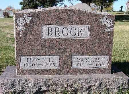 BROCK, MARGARET - Warren County, Iowa | MARGARET BROCK